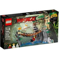 KLOCKI LEGO NINJAGO THE MOVIE 70608 (nowa)