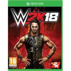 WWE 2K18 [ENG] (nowa) (XONE)