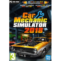 CAR MECHANIC SIMULATOR 2018 [POL] (nowa) (PC)