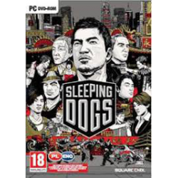 SLEEPING DOGS [POL] (nowa) (PC)