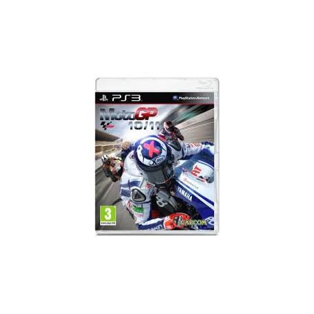 MOTO GP 10/11 [ENG] (używana) (PS3)