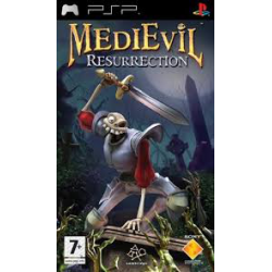 MEDIEVIL RESURRECTION [POL] (nowa) (PSP)