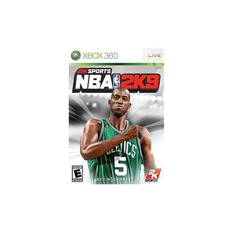 NBA 2K9 [ENG] (używana) (X360)
