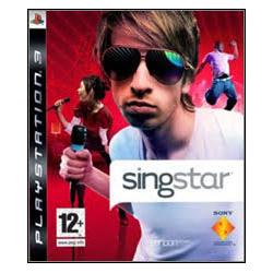SINGSTAR [ENG] (używana) (PS3)