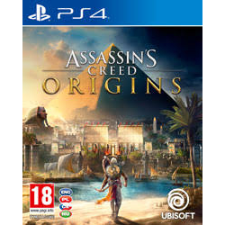 ASSASSINS CREED ORIGINS [POL] (nowa) (PS4)