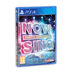 NOW THAT'S WHAT I CALL SING [ENG] (używana) (PS4)