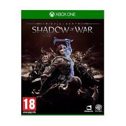 SHADOW OF WAR [POL] (nowa) (XONE)