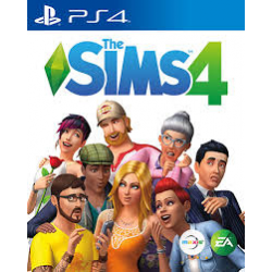 THE SIMS 4 [POL] (nowa) (PS4)