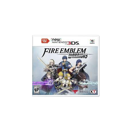 FIRE EMBLEM WARRIORS [ENG] (nowa) (3DS)