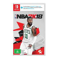 NBA 2K18 [ENG] (nowa) (Switch)