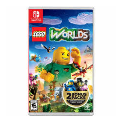 LEGO WORLDS [POL] (nowa) (Switch)