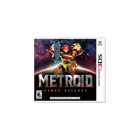 METROID SAMUS RETURNS [ENG] (nowa) (3DS)