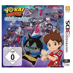 YO-KAI WATCH 2 PSYCHIC SPECTERS [ENG] (nowa) (3DS)