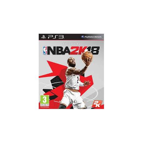 NBA 2K18 [ENG] (nowa) (PS3)