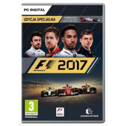 F1 2017 EDYCJA SPECJALNA [POL] (nowa) (PC)