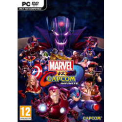 MARVEL VS CAPCOM INFINITE [POL] (nowa) (PC)