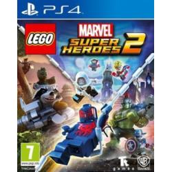 Lego Marvel Super Heroes 2 [POL] (nowa) (PS4)