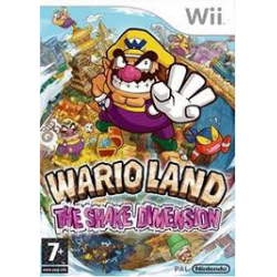 Wario land the shake dimension [ENG] (używana) (Wii)