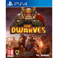 THE DWARVES [POL] (używana) (PS4)