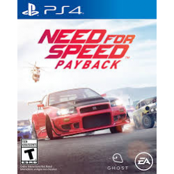NEED FOR SPEED PAYBACK [POL] (używana) (PS4)