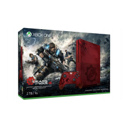 Xbox One S 2 TB Gears of War 4 Limited Edition (używana) (XONE)