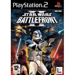 STAR WARS BATTLEFRONT [ENG] (używana) (PS2)