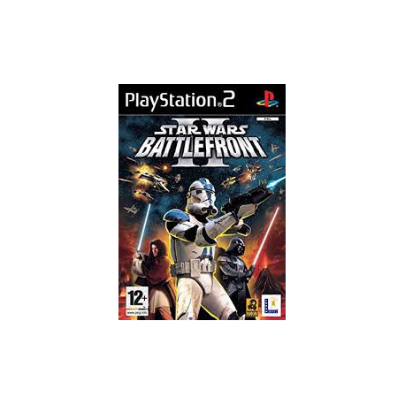 STAR WARS BATTLEFRONT [ENG] (używana) (PS2)