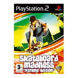 SKATEBOARD MADNESS XTREME EDITION [ENG] (używana) (PS2)
