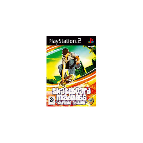 SKATEBOARD MADNESS XTREME EDITION [ENG] (używana) (PS2)