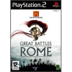GREAT BATTLES OF ROME [ENG] (używana) (PS2)