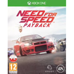 NEED FOR SPEED PAYBACK [POL] (używana) (XONE)