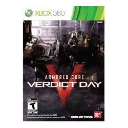 ARMORED CORE VERDICTY DAY [ENG] (używana) (X360)