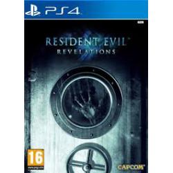 RESIDENT EVIL REVELATIONS [ENG] (używana) (PS4)
