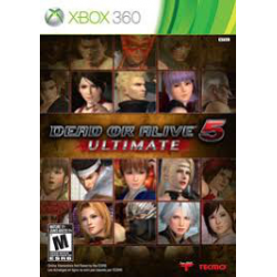 DEAD OR ALIVE 5 ULTIMATE [ENG] (używana) (X360)