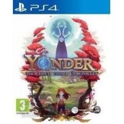 YONDER THE CLOUD CATCHER CHRONICLES [ENG] (używana) (PS4)