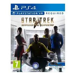 STAR TREK BRIDGE CREW [ENG] (używana) (PS4)