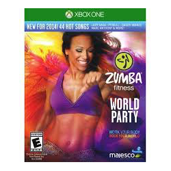 Zumba Fitness World Party [ENG] (nowa) (XONE)
