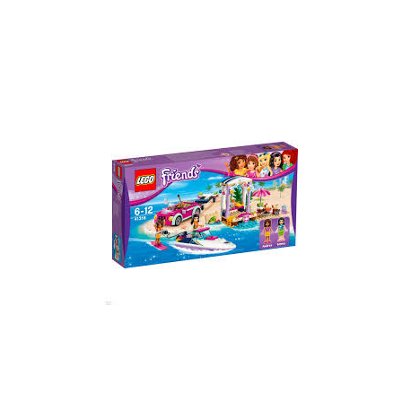 KLOCKI LEGO FRIENDS 41316 (nowa)