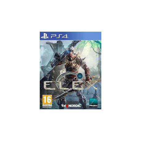 ELEX [POL] (używana) (PS4)