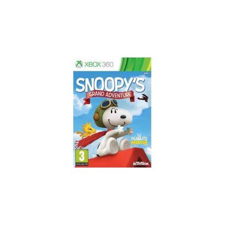 SNOOPYS GRAND ADVENTURE [ENG] (używana) (X360)