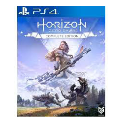 HORIZON ZERO DAWN COMPLETE EDITION [POL] (nowa) (PS4)