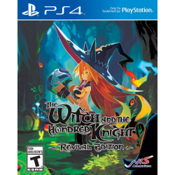 THE WITCH AND THE HUNDRED KNIGHT REVIVAL EDITION[ENG] (nowa) (PS4)