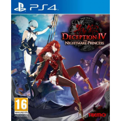 DECEPTION IV THE NIGHTMARE PRINCESS [ENG] (używana) (PS4)