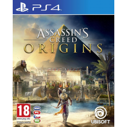 ASSASSIN'S CREED ORIGINS GOLD EDITION [POL] (nowa) (PS4)