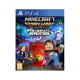 MINECRAFT STORY MODE THE COMPLETE ADVENTURE [ENG] (używana) (PS4)