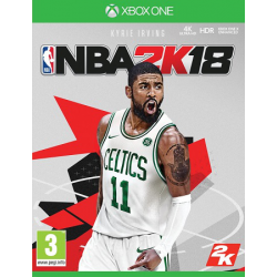 NBA 2K18 [ENG] (używana) (XONE)