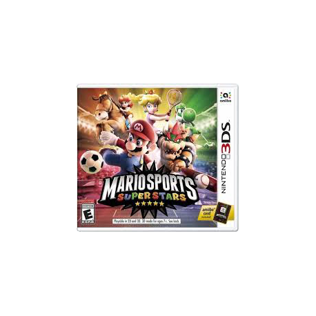 MARIO SPORTS SUPERSTARS [ENG] (nowa) (3DS)