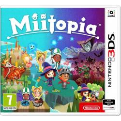 MIITOPIA [ENG] (nowa) (3DS)
