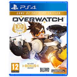 OVERWATCH GAMEOF THE YEAR EDITION [POL] (używana) (PS4)