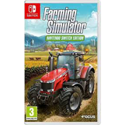 FARMING SIMULATOR NINTENDO SWITCH EDITION [ENG] (nowa) (Switch)